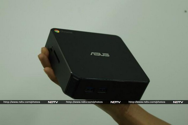 Asus Chromebox CN60 Review: A Very Expensive Novelty