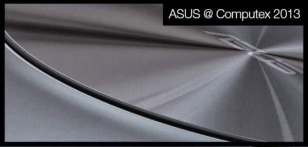 Asus teases Computex 2013 line-up with an