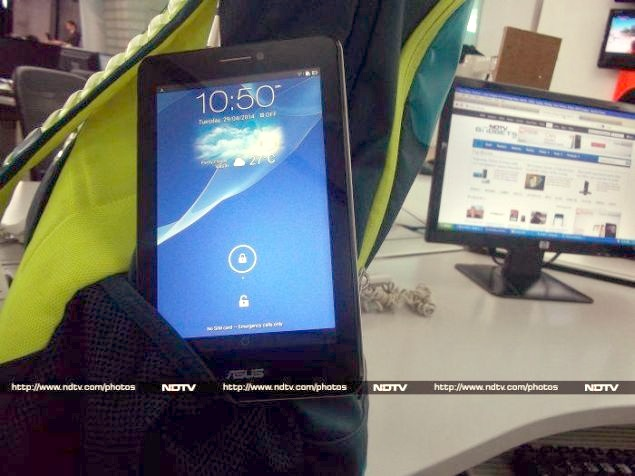 Asus Fonepad 7 Dual SIM Review: A Blast From the Recent Past
