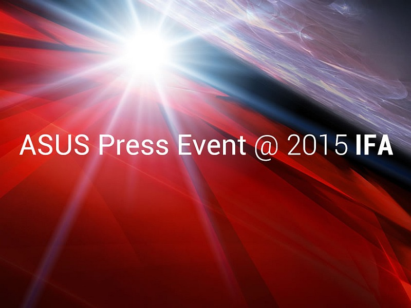 Asus Set to Launch New Smartphone and Smartwatch at IFA 2015