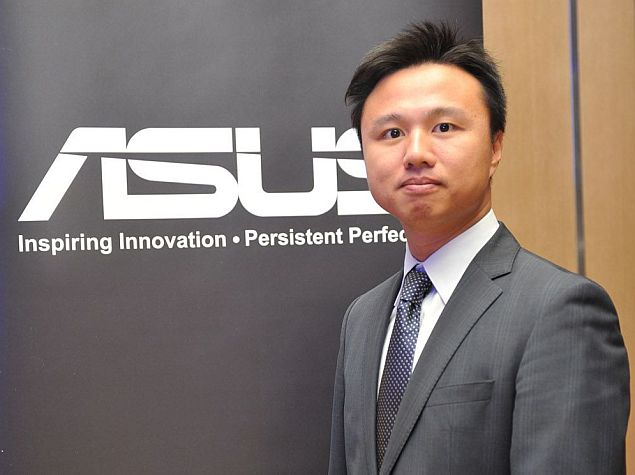 Personally Tech with Asus India Managing Director Peter Chang