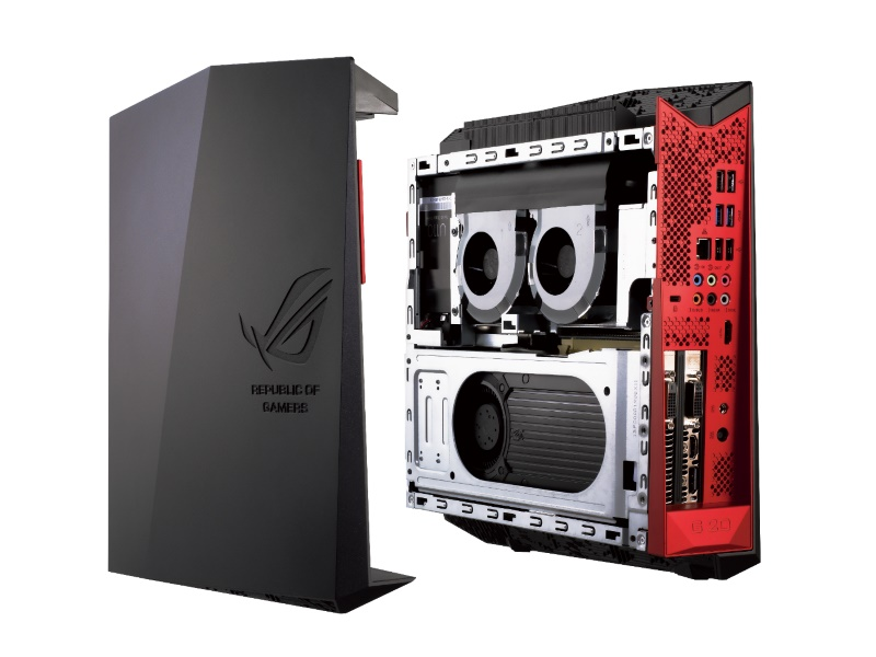 Asus G20CB Gaming PC With GeForce GTX 1080 Launched in India
