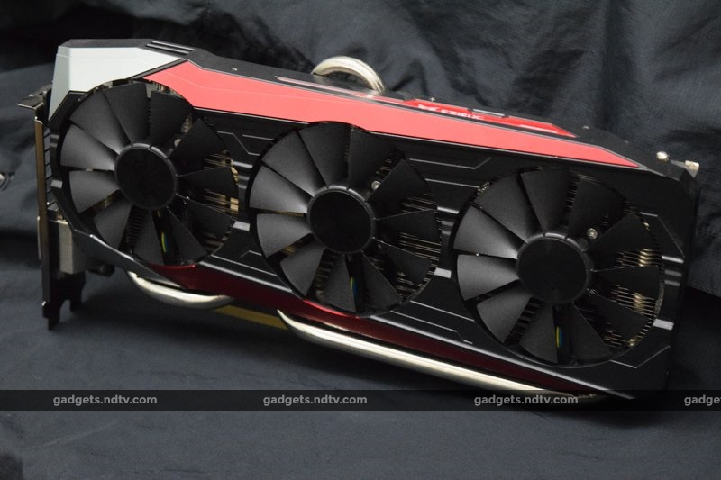 Asus Strix Radeon R9 Fury DC3 4G Review: AMD's Big Bet Almost Pays Off