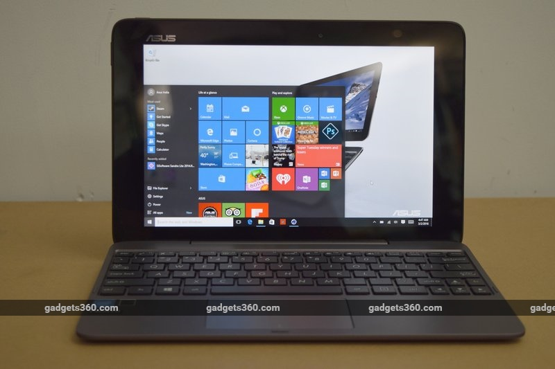 Asus Transformer Book T100HA Review