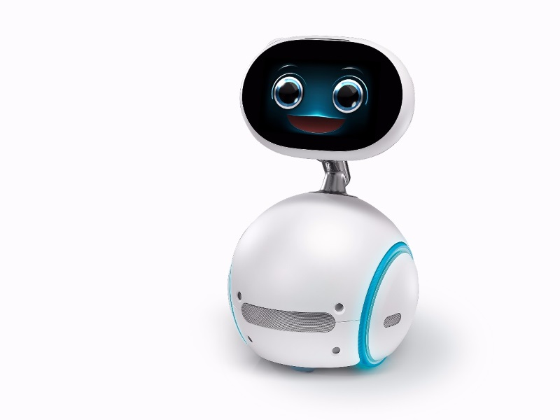 Asus Zenbo Household Robot With Voice Control Launched