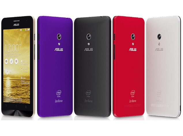 Asus Sells 20,000 ZenFone Units in 'Few Hours'; Issues Firmware Update