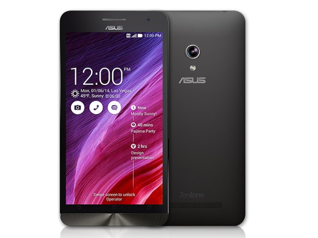 Asus ZenFone 5 LTE Starts Receiving Android 5.0 Lollipop Update