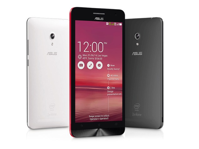 Asus ZenFone 5 and ZenFone 6 Receiving Firmware Updates in India