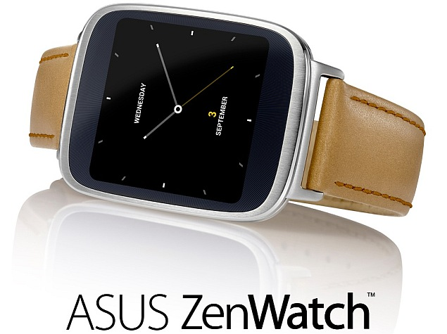 Asus 'ZenWatch' Android Wear Smartwatch Launched at IFA 2014