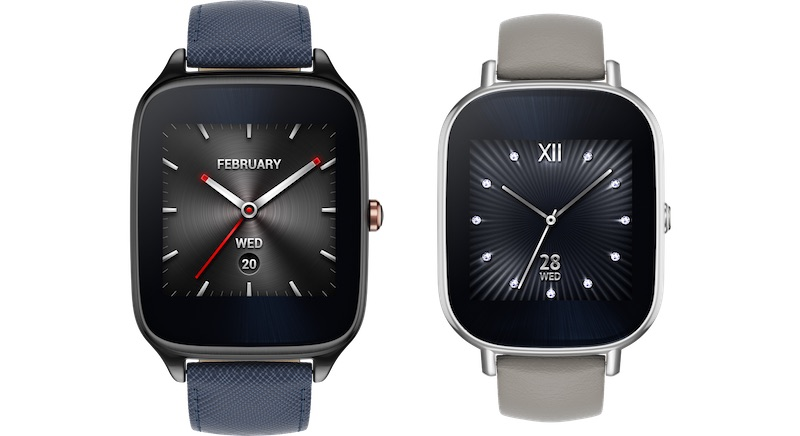 Asus ZenWatch 2 Price, Availability Details Revealed at IFA 2015