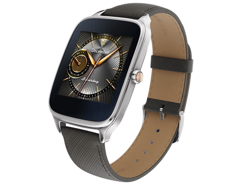 Asus ZenWatch 2 With Android Wear Launched Starting Rs ...