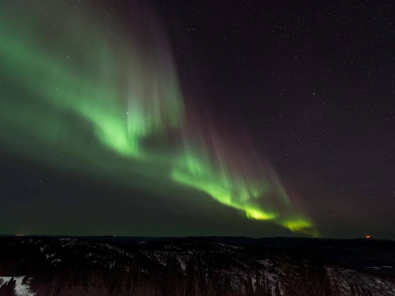 Nasa Looks to Citizen Sky Gazers to Decode Auroras