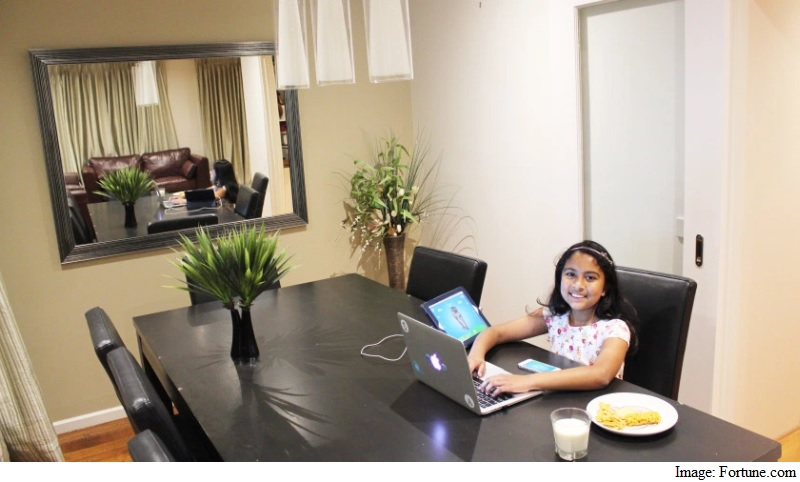 Nine-Year-Old Anvitha Vijay Is the Youngest Developer at WWDC 2016