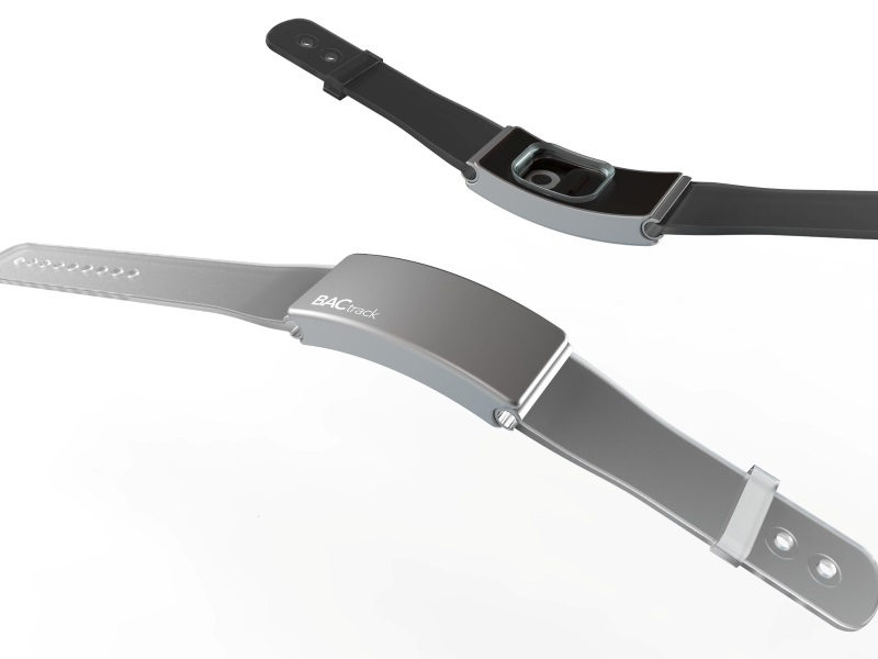 Wrist-Band Device for Alcohol Monitoring Wins US Prize