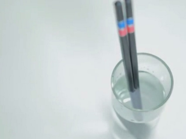 Baidu's Smart Chopsticks Tell You What Food Is Safe to Eat