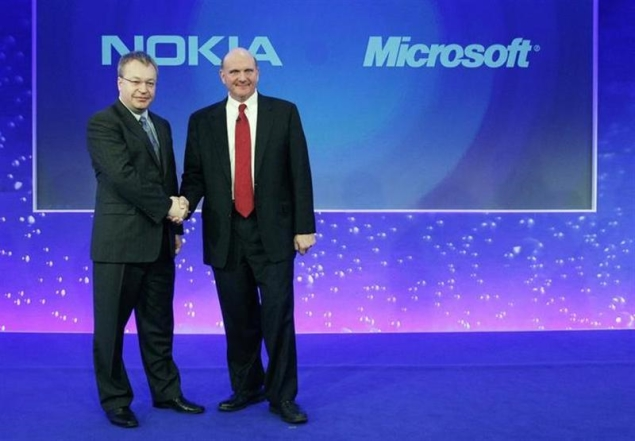 Nokia's Stephen Elop in line for $25 million after Microsoft deal