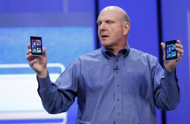 Microsoft CEO Ballmer regrets slow start in mobile devices and services