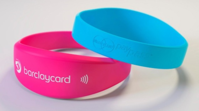 Barclays Launches bPay Bands Wearable Payment Solution