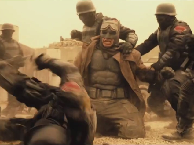 Batman v Superman: Dawn of Justice Comic Con Trailer Looks Joyless