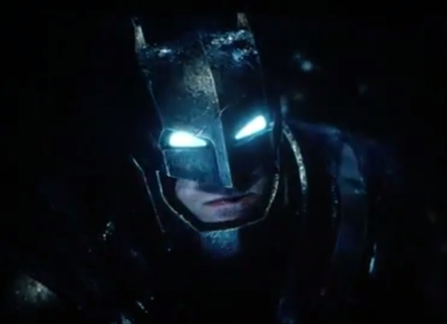 Batman v Superman Trailer Disappoints