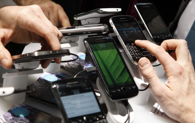 How To Share Files From Android to BlackBerry and Back Using