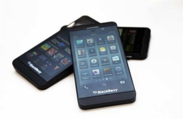 BlackBerry Z10 to launch in India on February 25