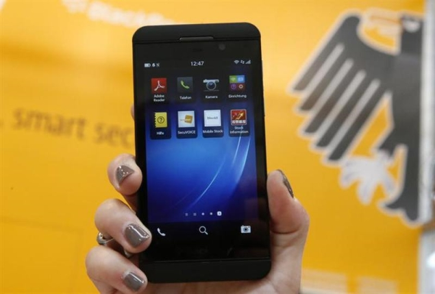 BlackBerry Z10 sold out in India within 2 days: CEO