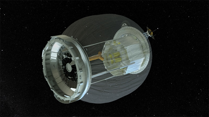 Expandable Space Habitat Fails to Inflate in Nasa's First Test