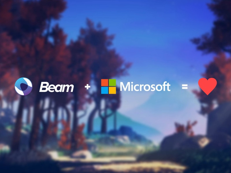 Microsoft Buys Interactive Game Streaming Startup Beam