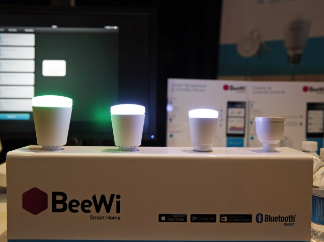 Gadgets That Smarten Your Home Take Centre Stage at CES 2015