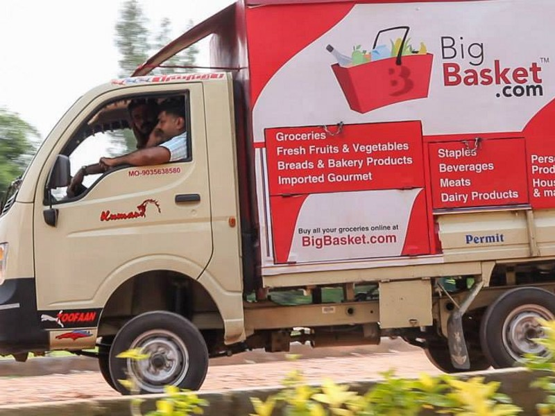Amazon Said to Be in Talks to Buy Online Grocer BigBasket