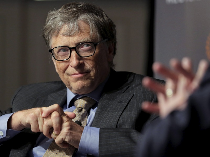 Microsoft's Bill Gates Says US Needs Limits on Covert Email Searches
