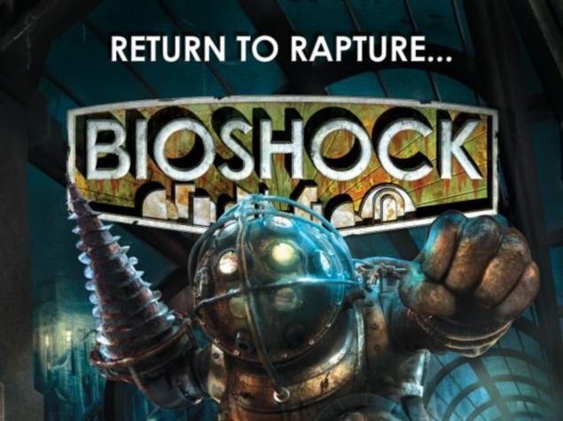BioShock Coming to iPhone, iPad Later This Summer ...