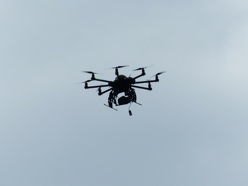 To Prevent Drone-Airplane Collisions, US FAA Seeks Airport Detection System