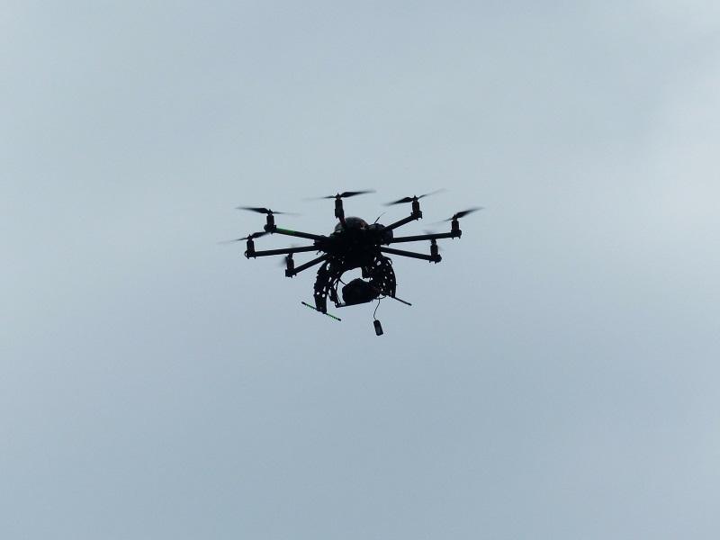 Drone Helps Icebreaker Navigate Treacherous Antarctic