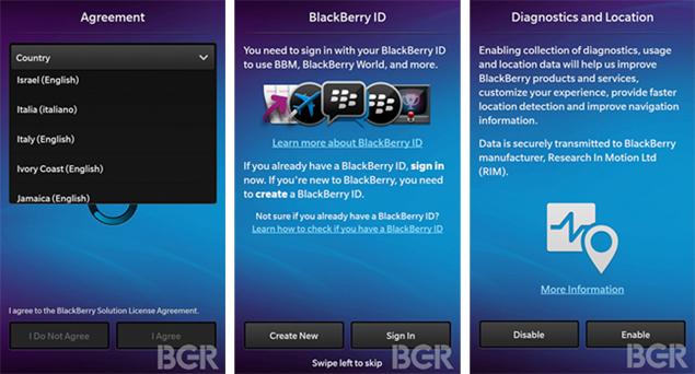 100 BlackBerry 10 OS screenshots emerge, reveal Evernote, NFC, Siri-like voice assistant