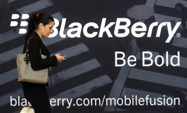 Apple, Microsoft were interested in acquiring parts of BlackBerry