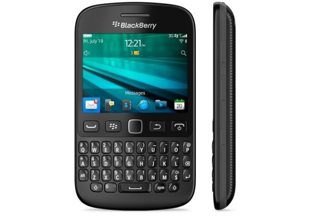 BlackBerry 9720 OS 7 smartphone with touchscreen and QWERTY keyboard unveiled