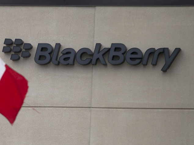 Blackberry Creates New Unit for Potential High-Growth Assets