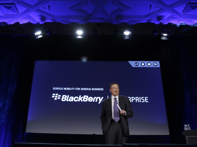 BlackBerry Said to Be Considering Making Android Smartphone