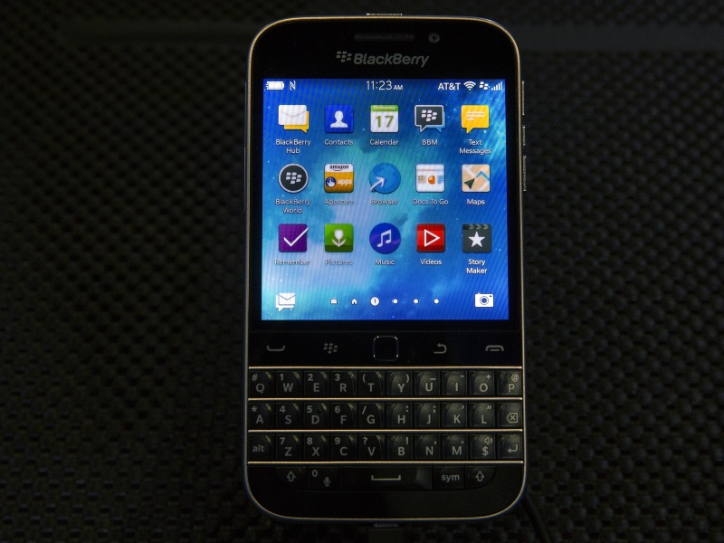 BlackBerry Classic Is Officially Dead