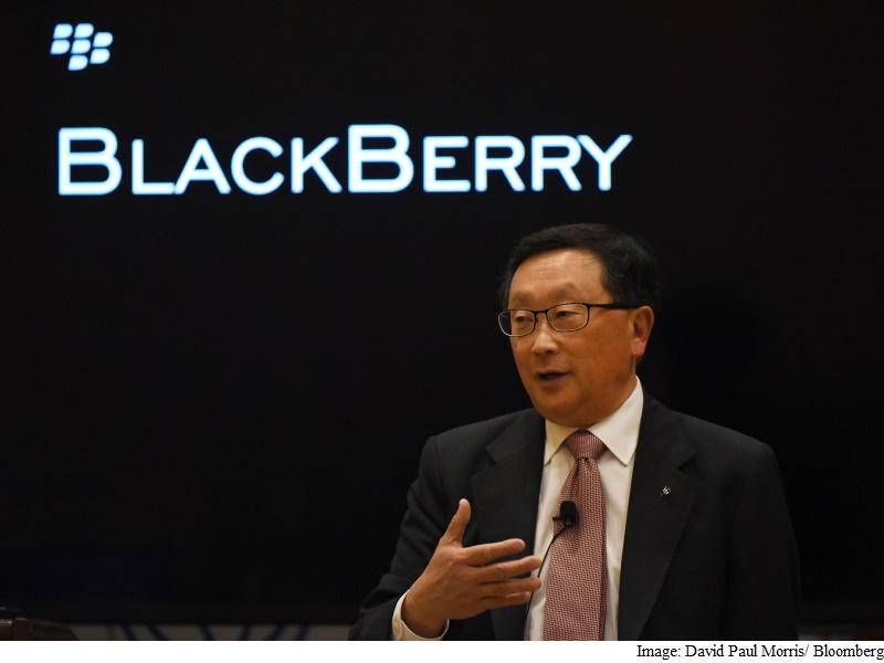 The Man Who Answered the Call to Save BlackBerry