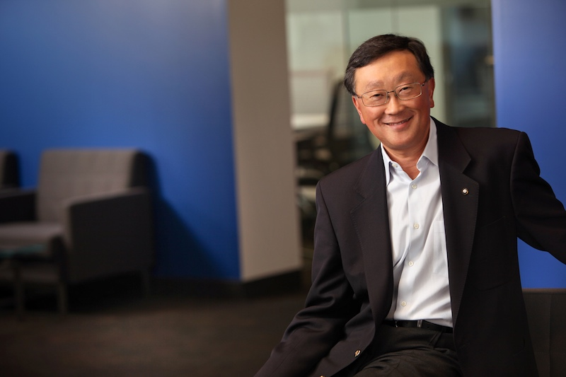 BlackBerry CEO Wants Apple to Let Governments Spy on User Data