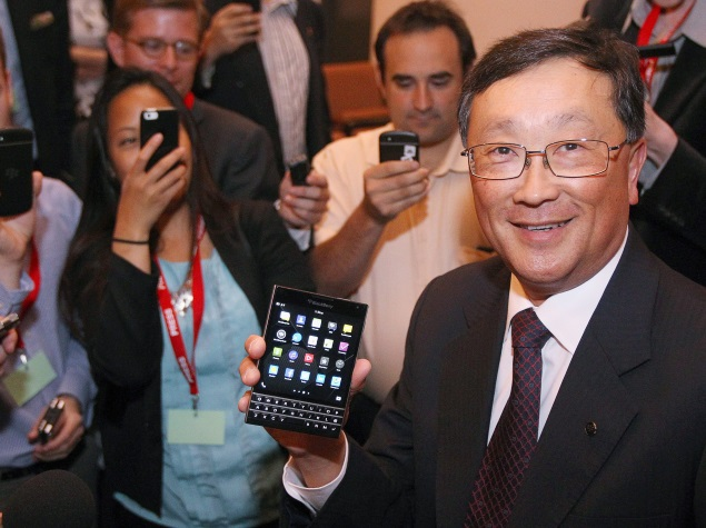 BlackBerry Set to Launch Passport in Critical Phase of Its Turnaround