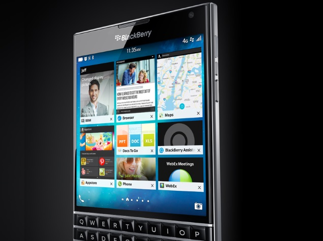 BlackBerry Passport Square-Shaped Smartphone's Specifications Tipped