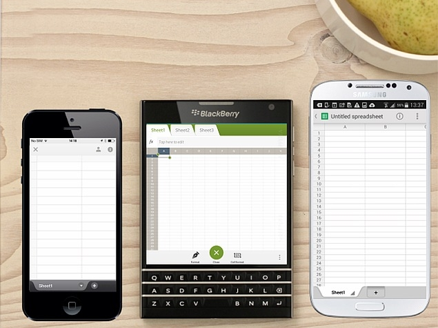 BlackBerry Explains Why the Passport's Square Design Is Better for Work