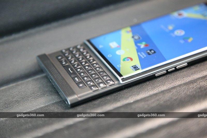 BlackBerry Priv Review | NDTV Gadgets360 com
