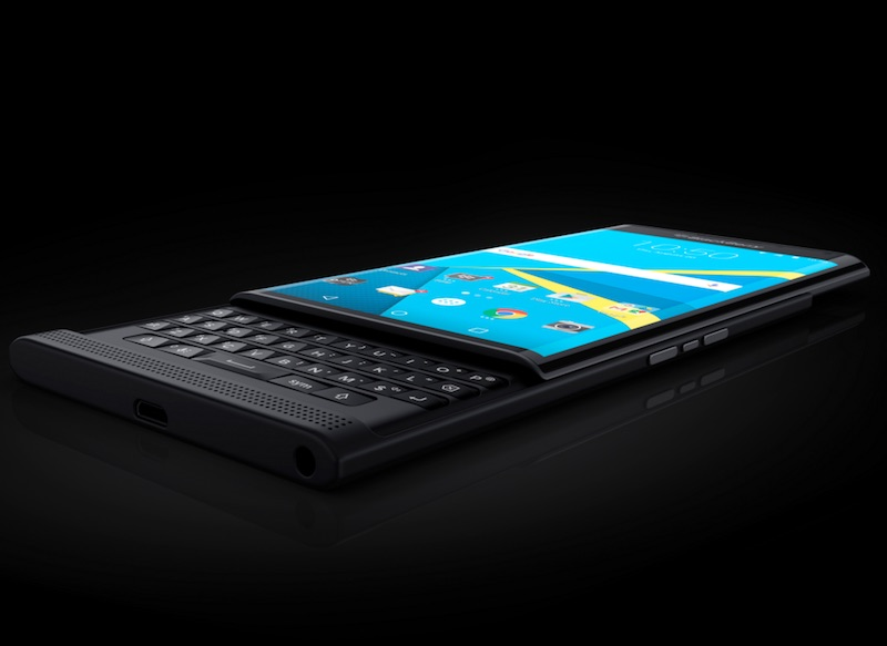 BlackBerry Priv Android Slider Goes Up for Pre-Orders: Price, Availability