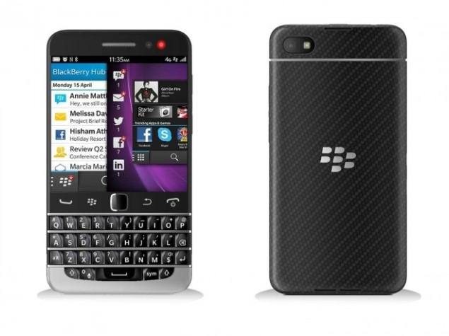 BlackBerry details four smartphone categories for revival strategy