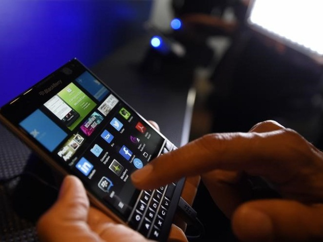 BlackBerry Lays Out Security Strategy as Turnaround Takes Shape